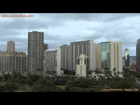Honolulu, Hawaii, USA 1 Collage Video - youtube.com/tanvideo11