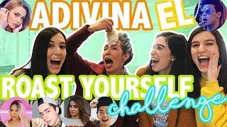 Adivina El Roast Yourself Ft. La Pereztroica♡ Trillizas  | Triplets