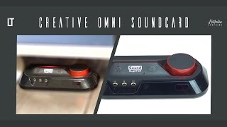Can an External USB Soundcard Compete? (Creative Omni Sound Blaster 5.1)