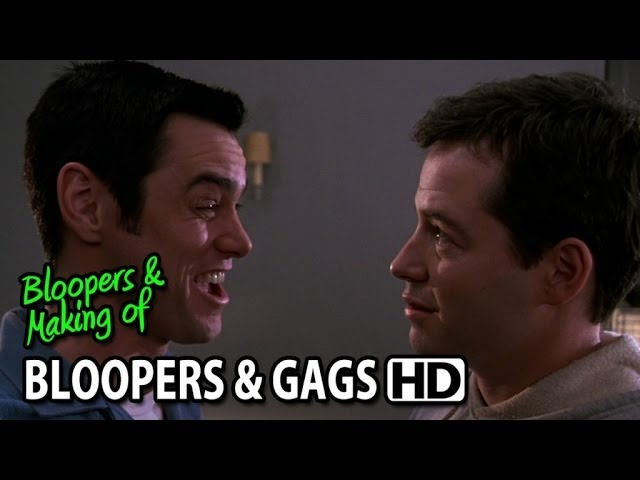The Cable Guy (1996) Bloopers, Gag Reel & Outtakes