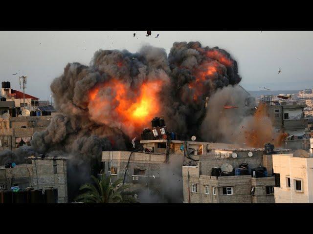 गाजा में इजराइल का हवाई हमला, अल-जजीरा के कार्यालय पर हमले की एडिटर्स गिल्ड ऑफ इंडिया ने निंदा की