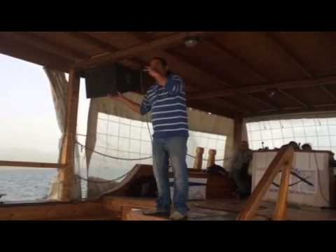 Sea of Galilee song