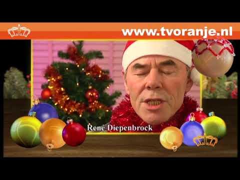 TV Oranje Kerstwens - René Diepenbrock