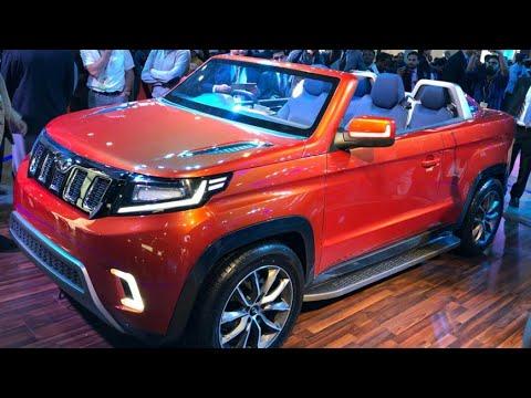 Top 10 Mahindra Upcoming car 2018 india
