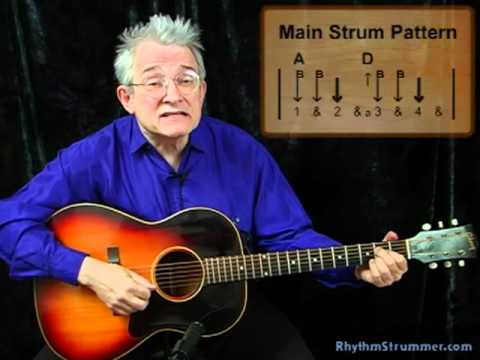 Lady Madonna Easy Acoustic Guitar Lesson Taught by Peter Langston