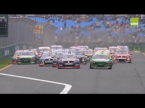 2016 V8 Supercars - Albert Park - Race 1