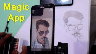 Easy drawing App || AR Draw Any Photo On Paper || Very Easy way