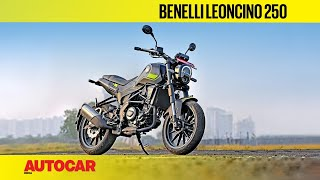 Benelli Leoncino 250 review   First Ride   Autocar India