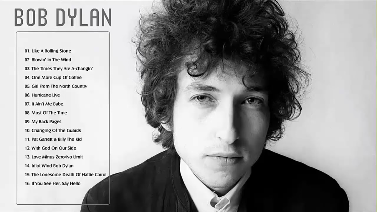 Download Bob Dylan Greatest Hits - Best Songs of Bob Dylan (HQ)