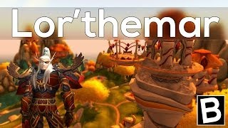 Lore of Lor'themar Theron, Blood Elves and High Elves Part 1 (WoW Story)