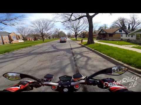 Ducati 848 Streetfighter, Triumph Street Triple, Yamaha FZ-09 Comparison