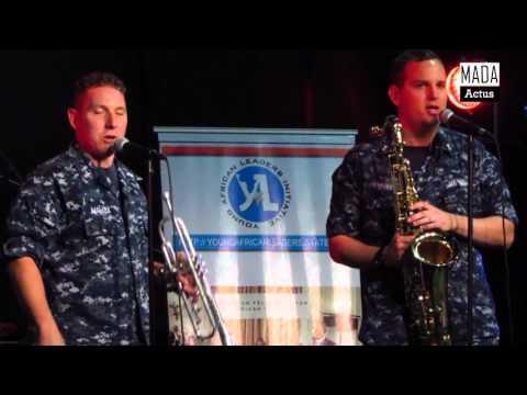 The us navy band (Madajazzcar)
