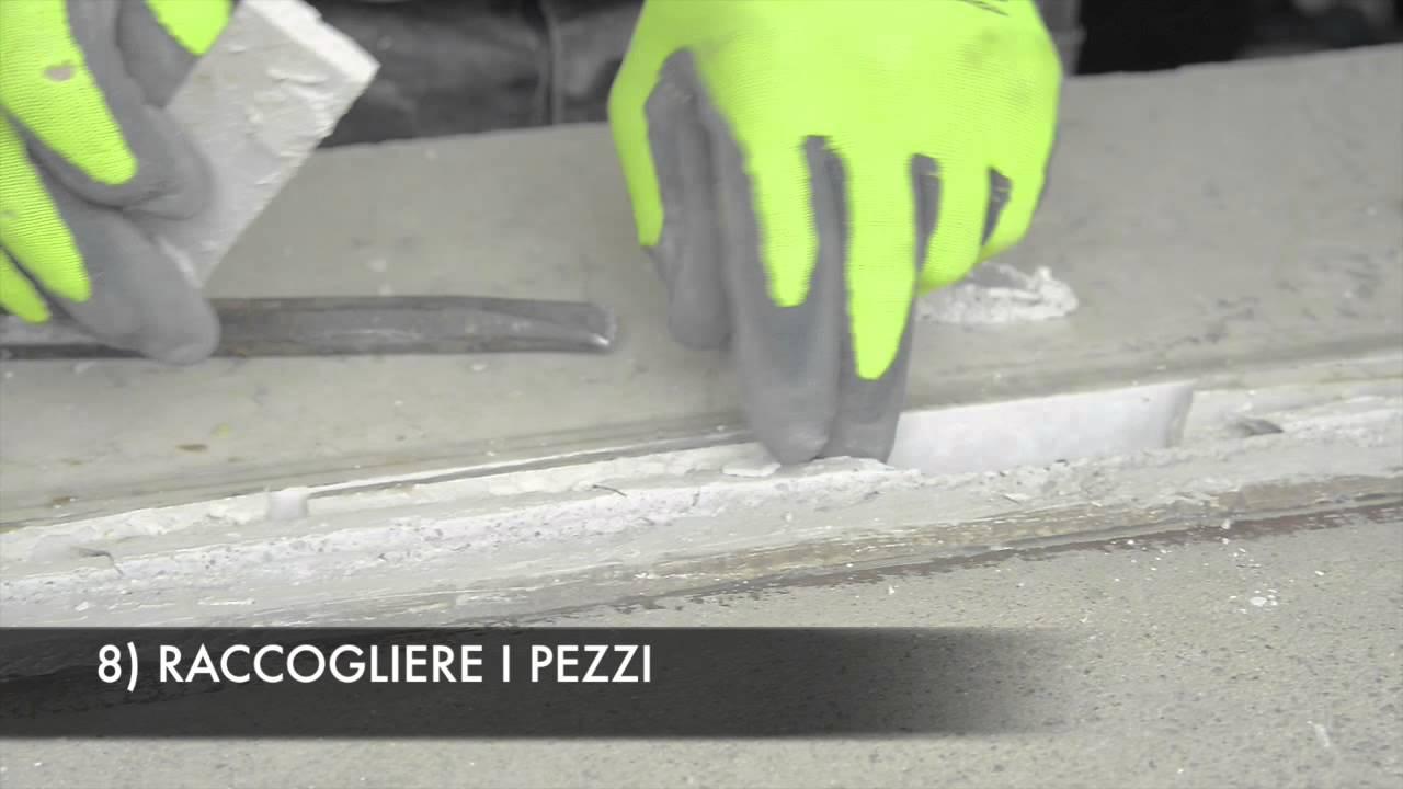 Soglia Marmo Porta Ingresso come ridurre il ponte termico del marmo passante - guida pratica