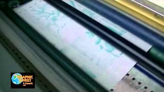 Développeuse de plaques Plates Processor, InterPlater 88