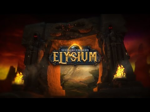 ELYSIUM QnA Stream and some Leveling/Hail Storm