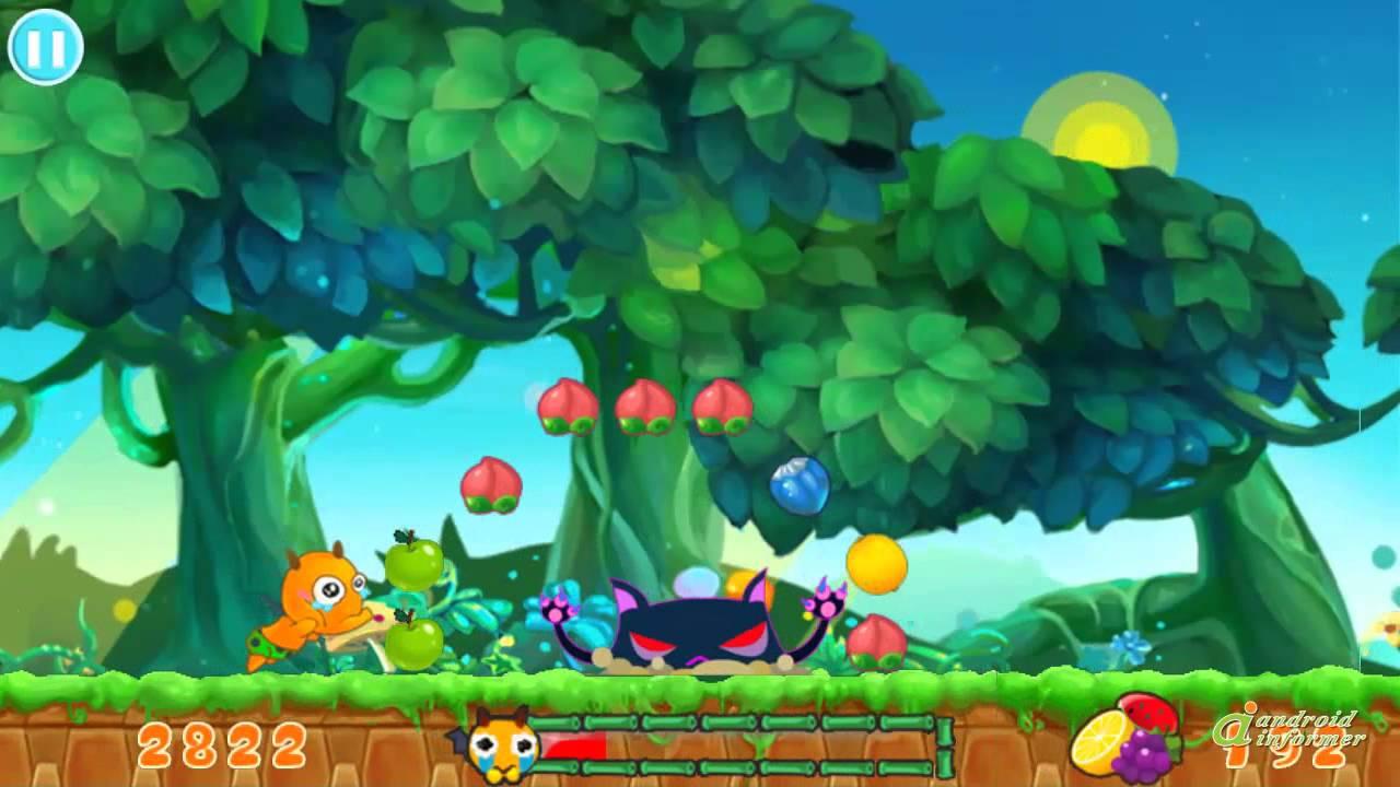 Fruit devil game -