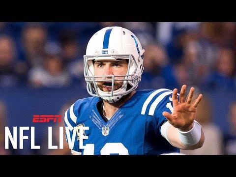 Colts place Andrew Luck no season-ending IR | NFL Live | ESPN