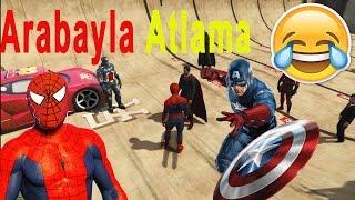 Video Şimşek Mcqueen ve Örümcek Adam, Afacan Süper Kahramanlar Arabayla Atlama, Afacan Helikopter çaldı download MP3, 3GP, MP4, WEBM, AVI, FLV November 2017