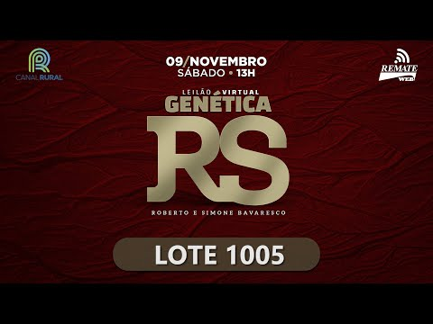 LOTE 1005