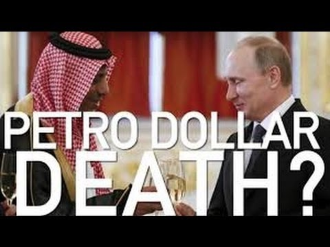 The Death Of Petrodollar Is Near, Prepare For The Collapse V The Guerrilla Economist NEW