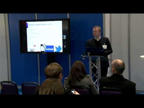 Mobile Coupons – Steve Rothwell @ Digital Marketing Show 2013