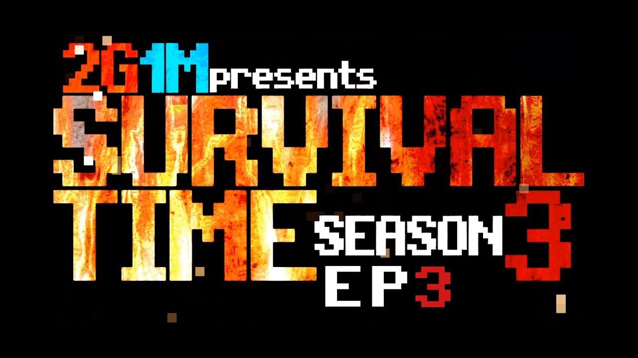 Survival Time Season 3 Ep. 3 -