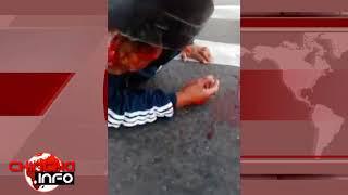 Accidente en la Panamericana Sur cerca al Bypass Jesus Elías Yataco   Chincha  INFO Noticias