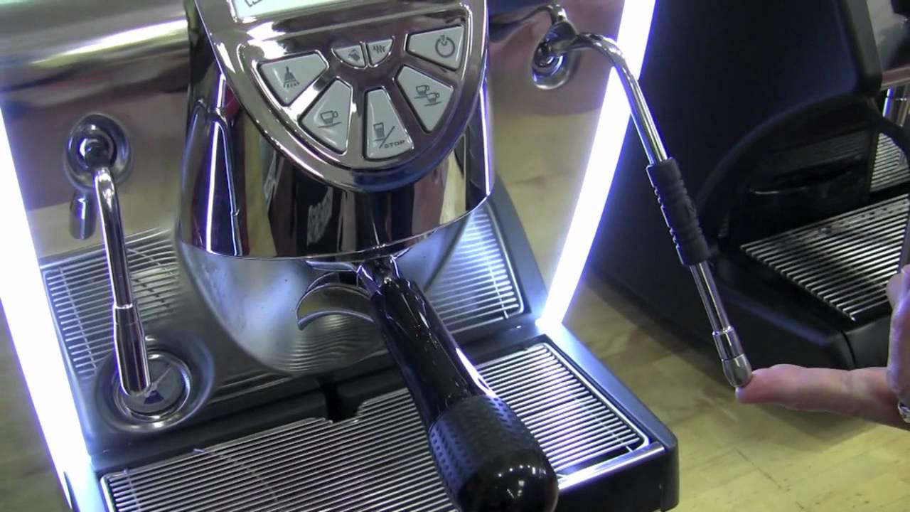 heat exchanger espresso machine