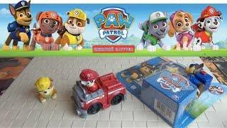 Щенячий патруль игрушки - Фигурки Paw Patrol