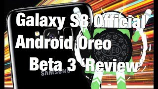 Samsung Galaxy S8 Android Oreo 8.0.0 Mini Review Beta Part 3 With Experience Ui 9.0
