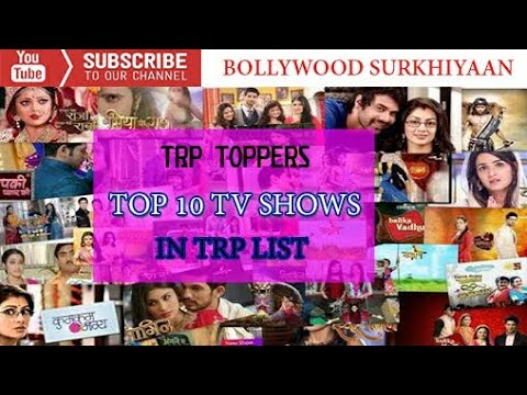 TRP Rating | Top 10 Shows Of The Week As Per Their TRP | 28 July 2017