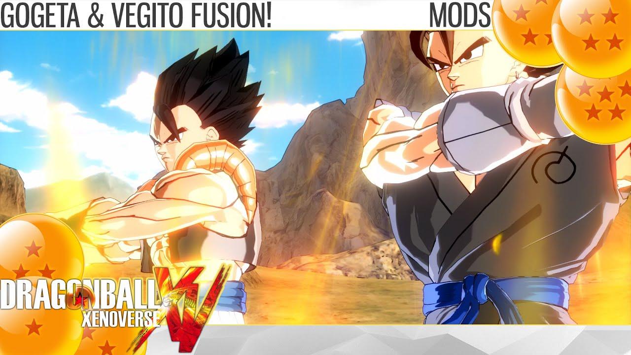 Gogeta And Vegito Fusion