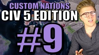Eu4 Custom Nations: [CIV 5 Edition] AI Only - The Cossacks Gameplay - Part 9