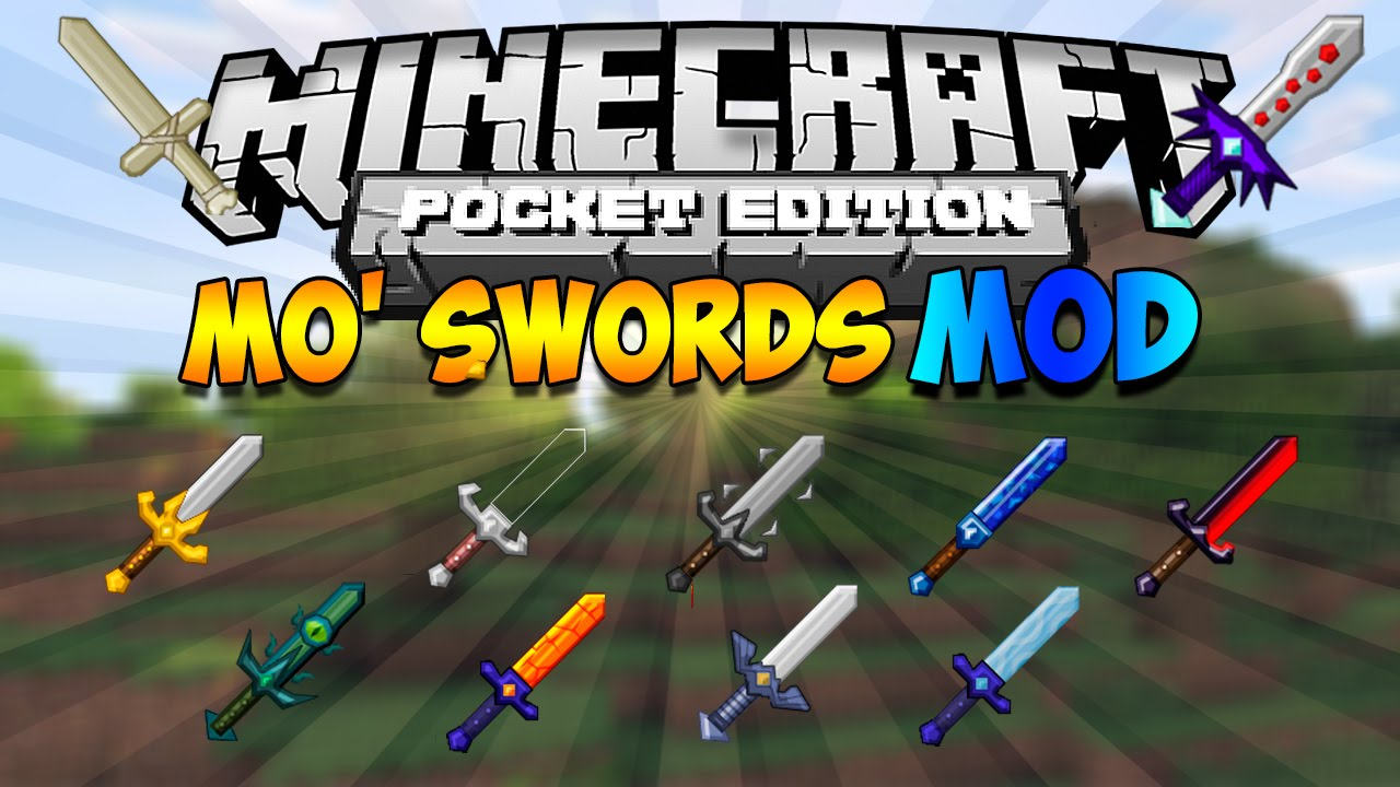minecraft mo weapons mod