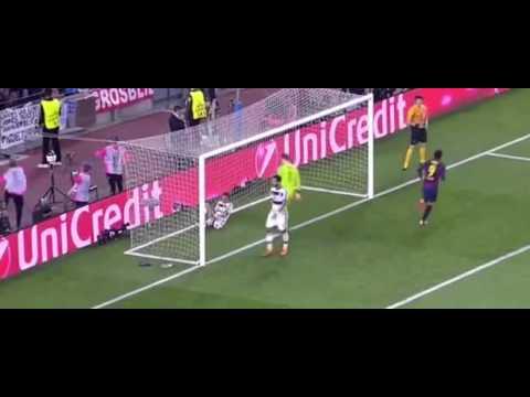 Барселона 3 - 0 Бавария - Лига Чемпионов 2014-15 - Обзор матча - 06.05.2015