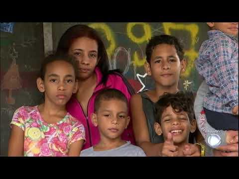 Câmera Record mostra o drama das famílias que sobrevivem sob palafitas
