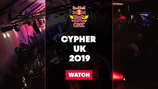 FULL STREAM: Red Bull BC One Cypher UK 2019
