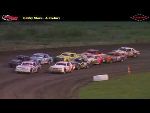 Hobby Stock -- 7/29/17 -- Park Jefferson Speedway