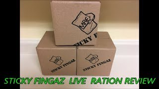 🔴Live Stream Ration Review stickyfingaz745 special