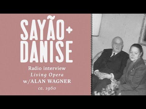 Interview: Giuseppe Danise & Bidu Sayão - ca. 1960