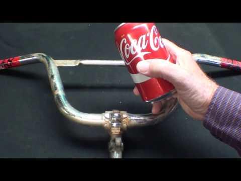 """MYTH BREAKERS #3 """"Will Coca-Cola Remove Rust?"""" tubalcain"""