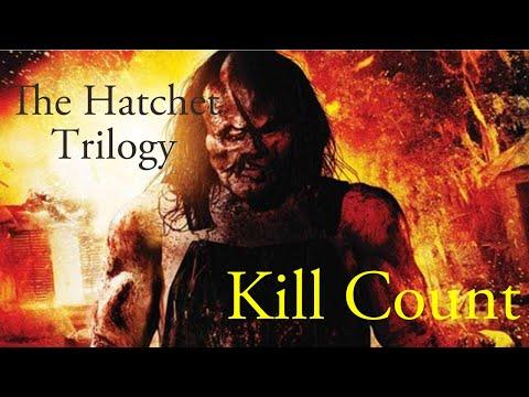 Hatchet 1-3 all deaths