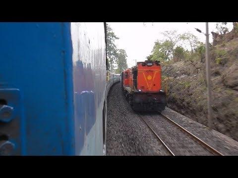 Rourkela Howrah High Speed Run: Compilation from Geetanjali Express