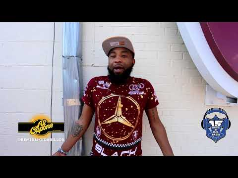 "R STREETZ ""T-TOP SAID IT'S ON ME KING IT'S MY FAULT"" WITH MISHAP IN DANJA ZONE BATTLE"