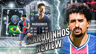 FIFA 21 | Lohnt sich Marquinhos Freeze SBC? 🔥 4k Player Review