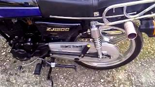 ZHUJIANG 150CC BIKE ENGINE THROTTLE