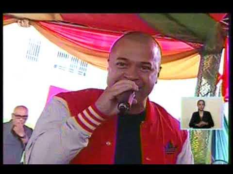 Chucho presentó el nuevo tema musical para campaña electoral del Psuv