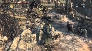 Bloodborne The Old Hunters 撃鉄の狩人証までの最速ルート.