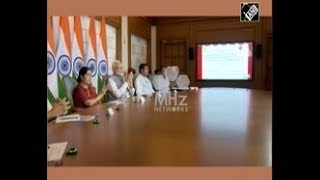 Bangladesh News - Prime Ministers of India, Bangladesh jointly flag off crucial pipeline project