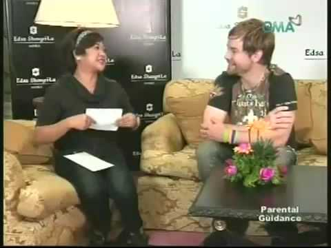 YouTube  Eugene Domingo's SECRET mission during INTERVIEW with David ARCHULETA & David COOK!